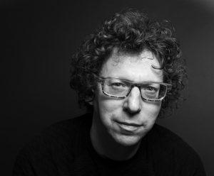 Arnon Grunberg, fotograaf: Sander Voerman