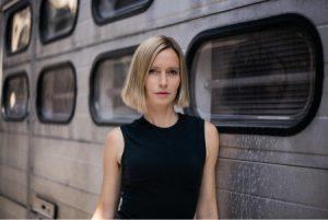 Geraldine Schwarz par Astrid di Crollalanza